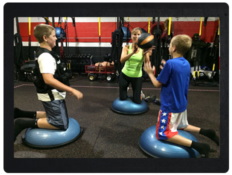 Kids Fitness Program- Novi Michigan